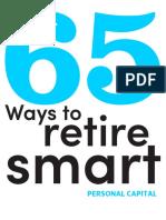 Personal Capital Retire Smart Guide