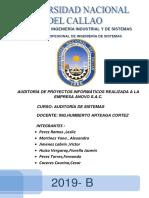Auditoria Final SGA (1)