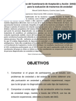 AAQ-Uso Cuestionario Aceptacion Accion