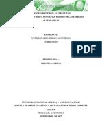 Act 1 Unidad 1. Conceptos Básicos de Las Energías Alternativas