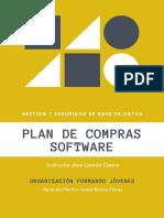 Plan de Compras Software