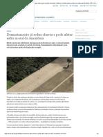 DW - Desmatamento já reduz chuvas e pode afetar safra no sul da Amazônia _ Notícias e análises sobre os fatos mais relevantes do Brasil _ DW _ 16.11.2019