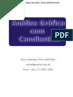 Análise Gráfica com Candlestick