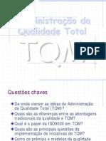 qualidade total da administraçao