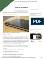 Veja como calibrar a bateria do seu notebook e fuja de 'apagões' _ Dicas e Tutoriais _ TechTudo.pdf
