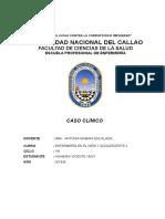Caso Clinico Pediatria- EDA