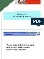 CCNA1 M3 Networking Media