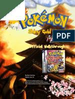 Pokémon Shiny Gold Sigma 1.3.7