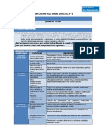 COM - Planificación Unidad 6 - 1er Grado.docx