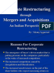 PPT Corporate Restructuring