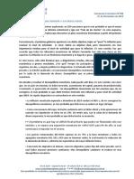 El plan económico de Alberto F. y las retenciones que vienen