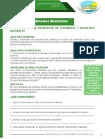 Plantilla Ejemplo Estructura de Unidades Para Modulos