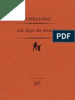 F. W. J. von Schelling - Les Âges du monde.pdf