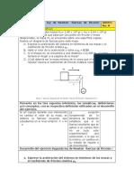 Estudiante 02 - Segunda Ley de Newton - Fuerza de Friccion
