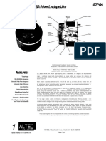 Altec Lansing 807-8A User Manual