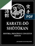 apostila do karater