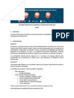 Bases Concursos Segunda Maraton Evidencias Salud 2019 Depresion Peru