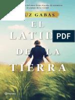 El Latido de La Tierra, Luz Gabás