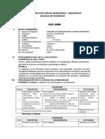 SILABO Docencia Universitaria (1)
