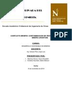 Conflicto Social Minero Aruntani-Puno