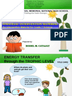 242288180 Energy Transfer an Intervention Materials for G7 Science Students