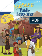 50 Instant Bible Lessons