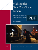 Making the New Post Soviet Person