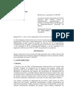 CASO DE VULNERACION DE DERECHO A LA INFORMACIÓN - SENA