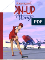 Romain Hugault - Pin-Up Wings