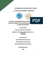 Proyecto Malanga