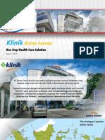 Company Profile Klinik Kimia Farma