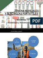 Herramientas Manuales y Eléctricas Portátiless Intlsi