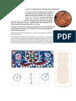 Arte Textil en El Peru y La Presencia de Componentes Matematicos