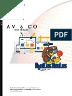 Ejemplo desarrollo web multiproposito