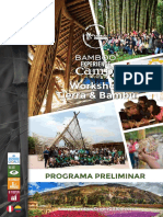 PROGRAMA III Bamboo Experience Camp Tarma Perú 2020