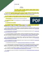 Constituicao Federal - Artigo 196 a 200 PDF