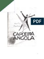 Mestre Patinha- Capoeira Angola (1988)