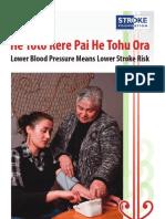 Maori Blood Pressure Pamphlet