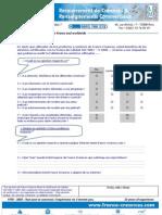 Questionnaire Qualité espagnol