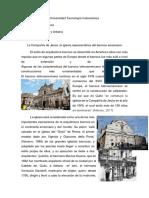 Ensayo Iglesia Barroca Compañia
