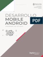 Programacion Mobile Android