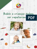 E-book Criancas Podem Ser Vegetarianas