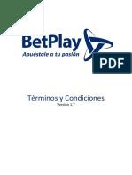 Betplay Manual