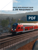 Train Sim World Main-Spessart Bahn Manual de Maquinista - ES
