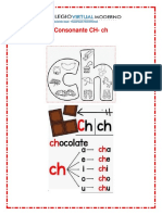 Consonante CH