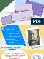 John Austin (Jurisprudence)