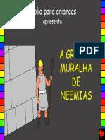 A grande muralha de Neemias