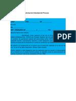 CELERIDAD DE PROCESOS--Impulso Procesal.docx