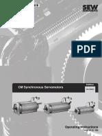 CM Synchronous Servomotor 10566112