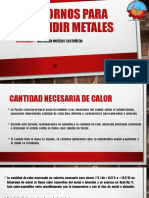 Hornos Para Fundir Metales